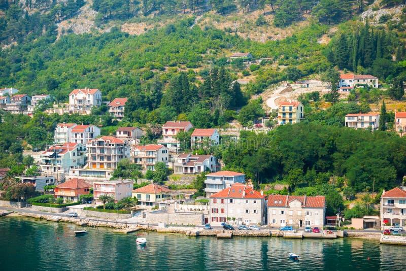 Kotor, Montenegro stock foto's
