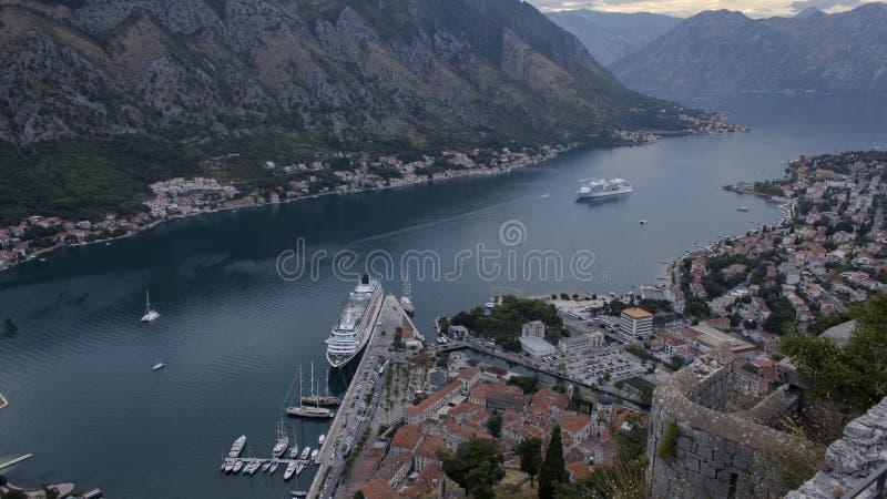 Kotor Montenegro royalty-vrije stock foto