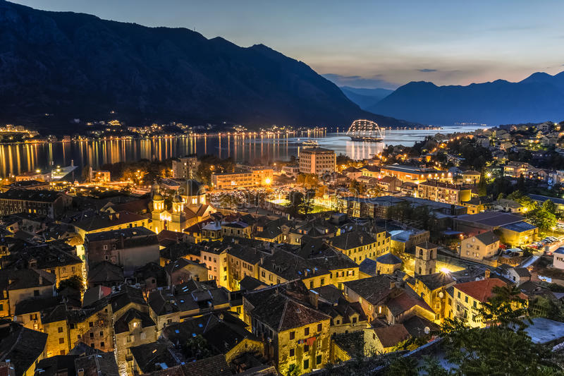 Kotor, Montenegro stock photos