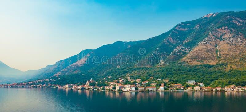 Kotor, Montenegro Il Montenegro immagini stock libere da diritti