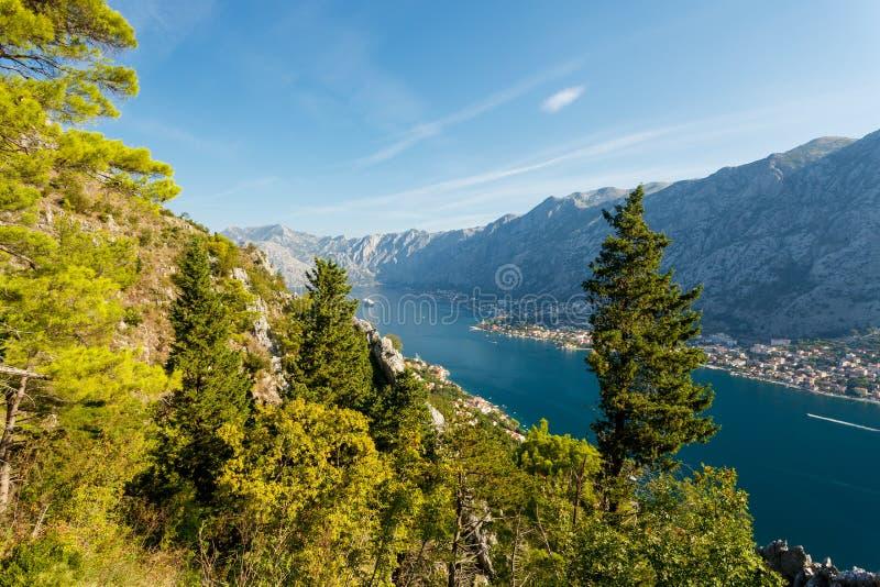 Kotor, Montenegro fotografia stock
