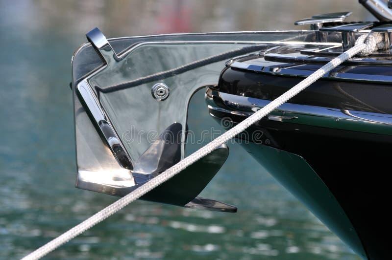 Kotwicowy jacht