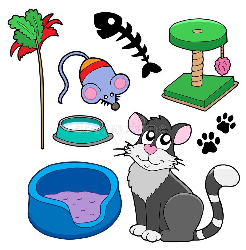 koty zbierania danych ilustracji