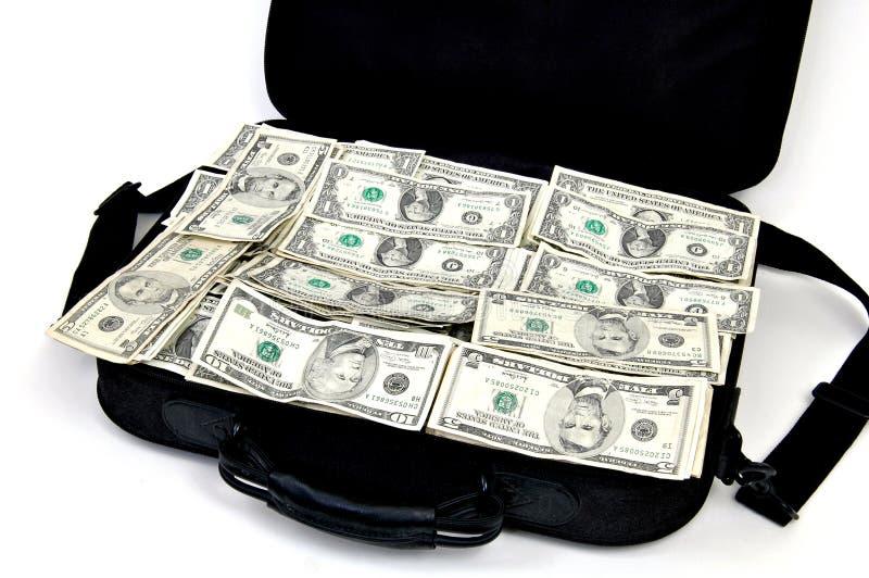 Koud Contant geld stock foto