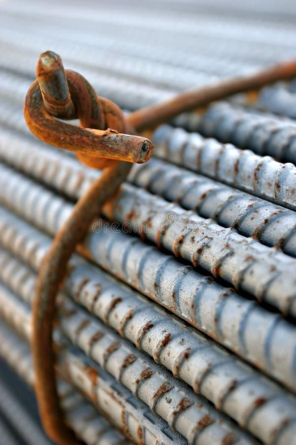 Koud staal stock foto's