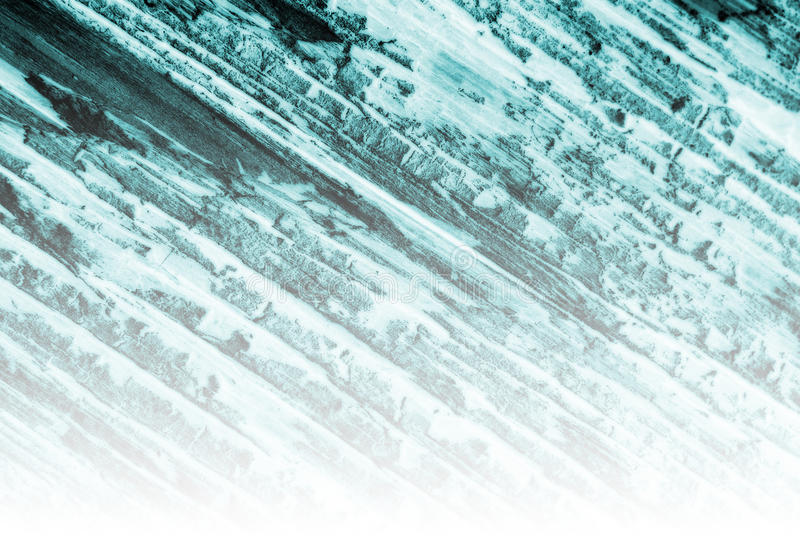 Koude blauwe en witte textuur als achtergrond royalty-vrije stock afbeeldingen