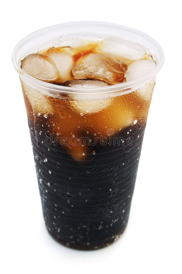 Koude drank stock foto