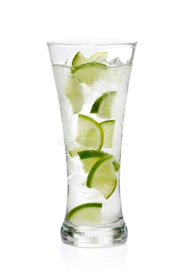 Koude verse limonade royalty-vrije stock foto
