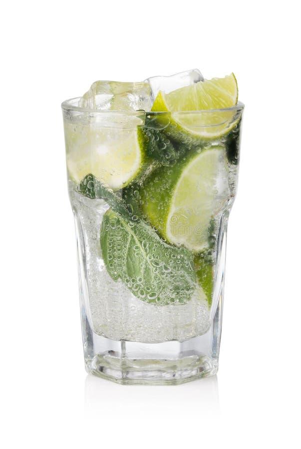 Koude verse limonade stock foto