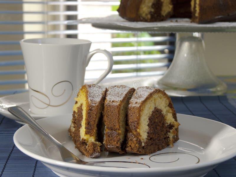 Kouglof de gâteau images libres de droits