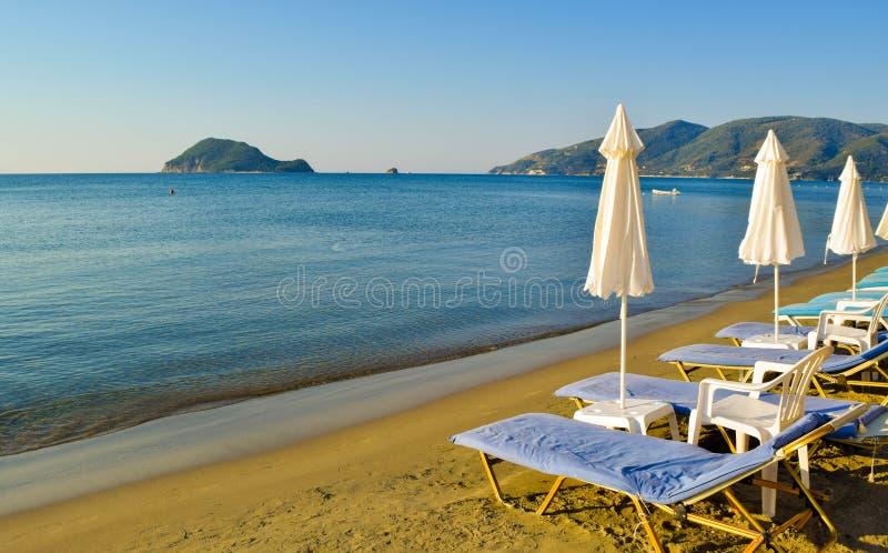 Koukla beach, Zakynthos. stock photo