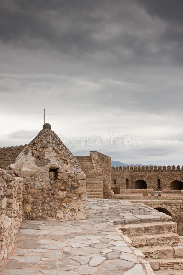 Download Koules Venetian Fortress stock image. Image of venetian - 14613123
