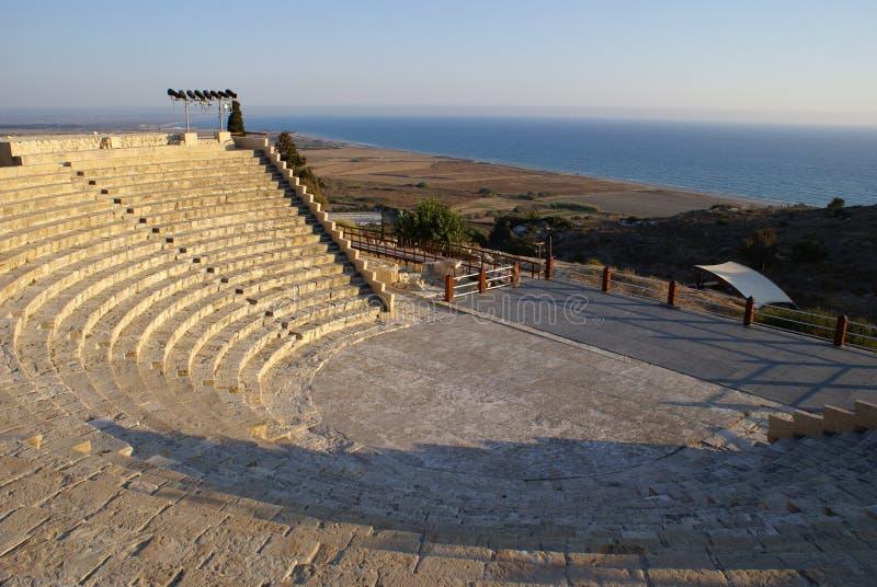 Kourion Fotografie Stock Libere da Diritti
