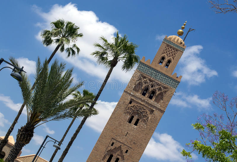 Download Koutoubia Mosque, Marrakesh Stock Photo - Image: 29642992