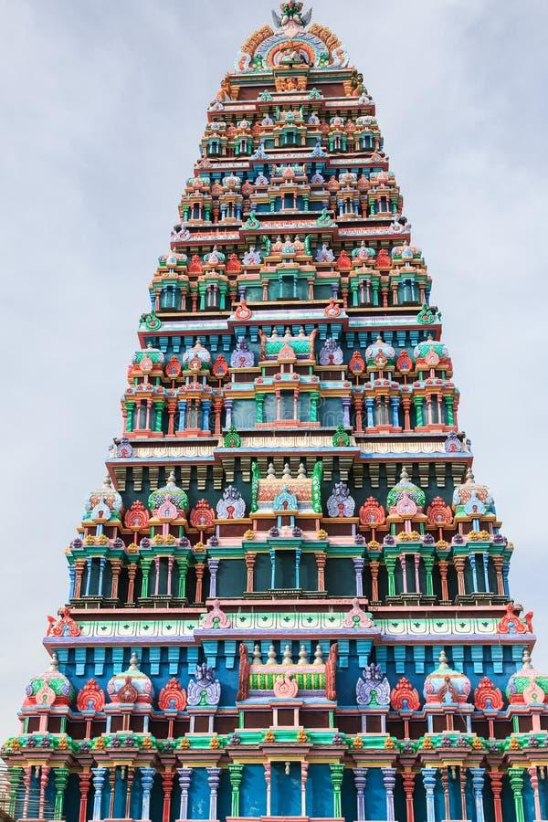 Kovil sur l'île de kayts - Jaffna - Sri Lanka image libre de droits