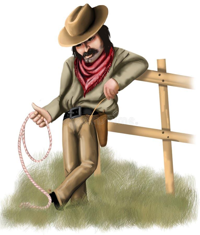 kowboj zdjęcie stock