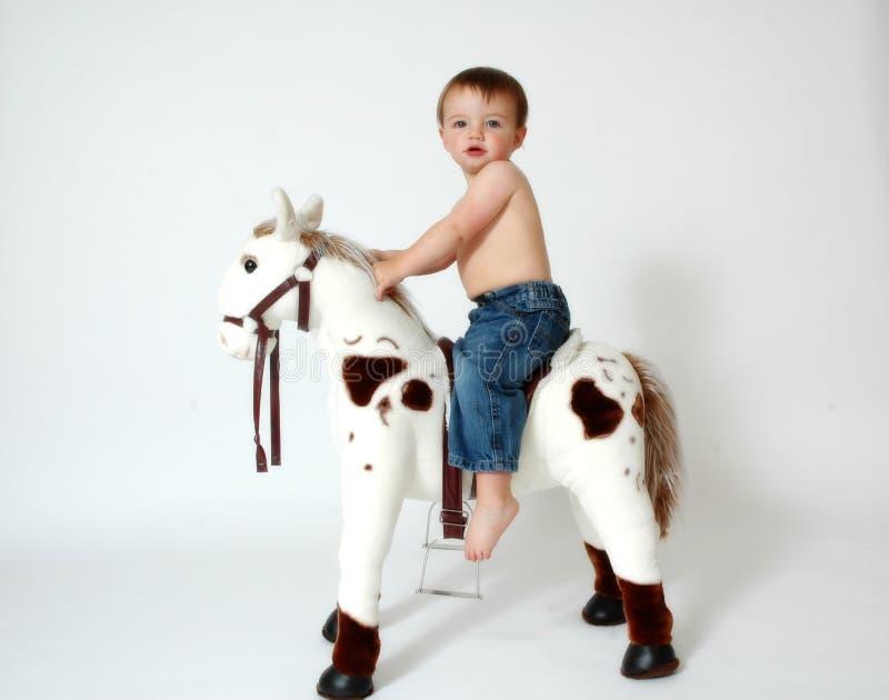 kowboj dziecka obraz royalty free