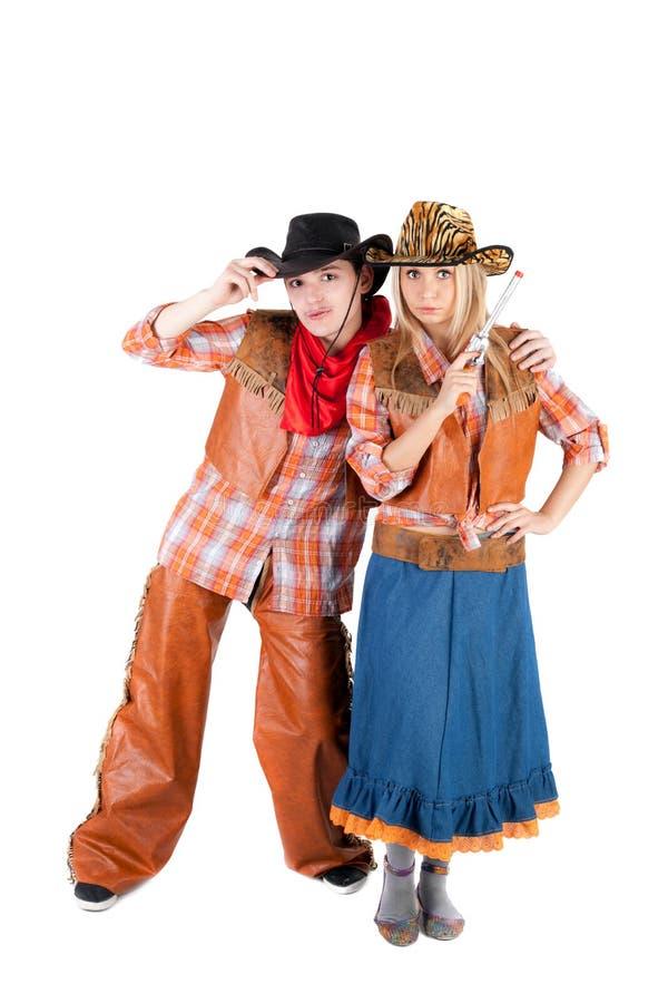 kowbojski cowgirl zdjęcia royalty free