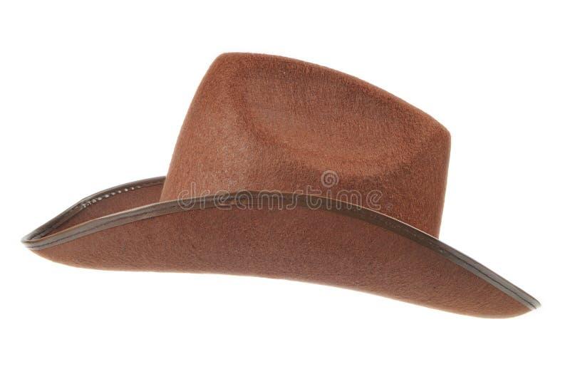 Download Kowbojski kapelusz zdjęcie stock. Obraz złożonej z brąz - 13339988