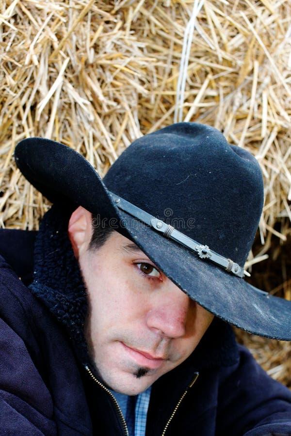 kowbojski portret zdjęcia royalty free