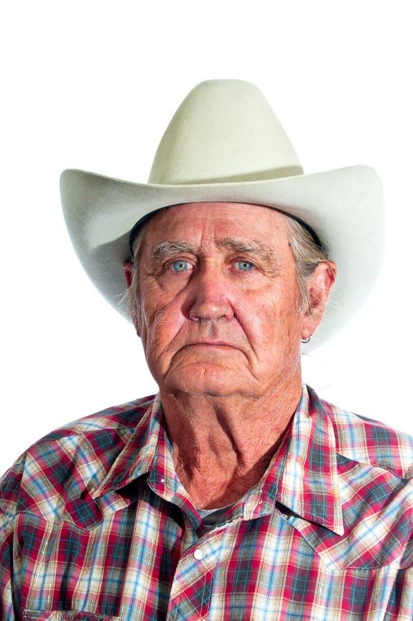 kowbojski stary mądry zdjęcie stock