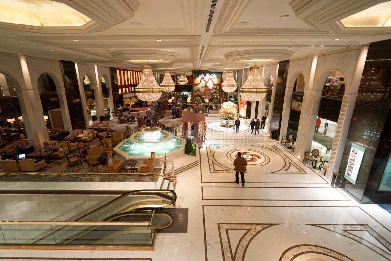 Kowloon Shangri-La image libre de droits