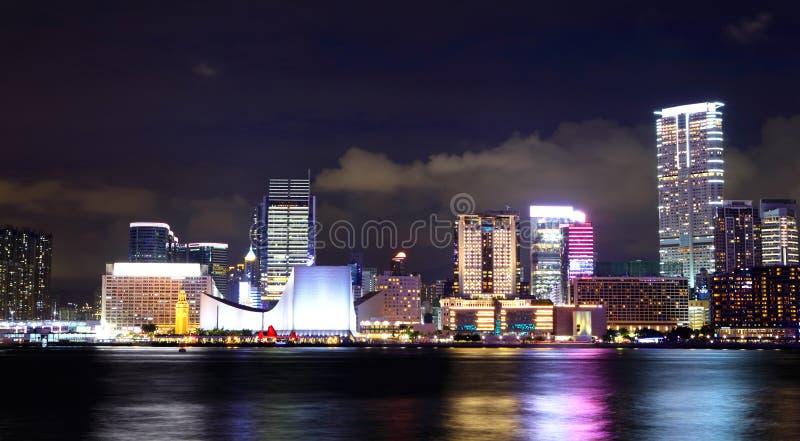Kowloonkant in Hong Kong stock fotografie