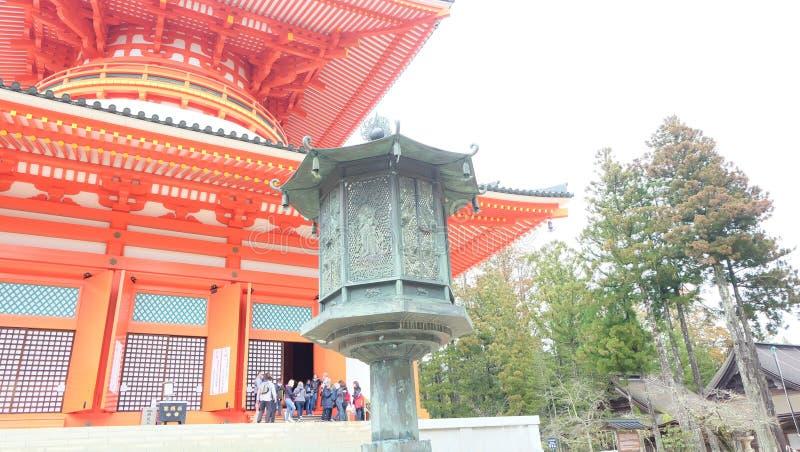 Koyasan, Japan royalty-vrije stock foto