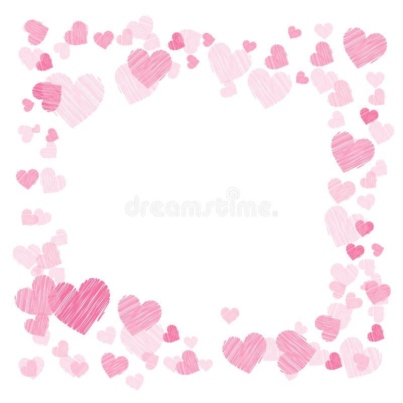 kpugloe отверстия рамки предпосылки красивейшее черное сделало по образцу фото Сердца Для любовников квадрат бесплатная иллюстрация
