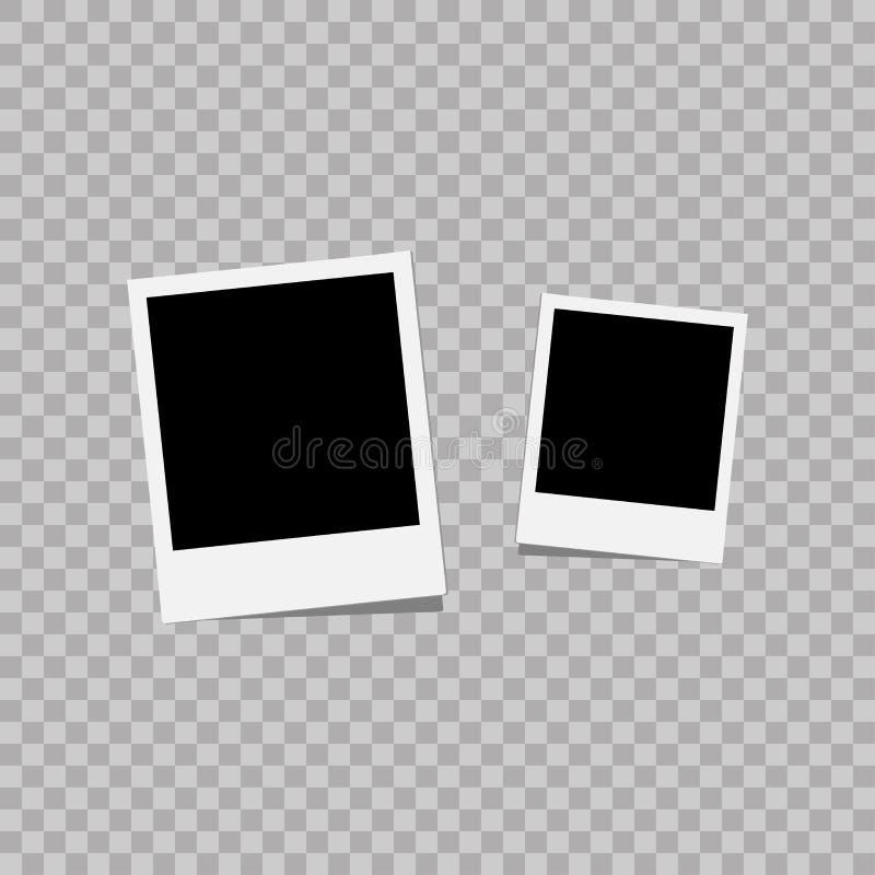 Kpugloe schwarzes Loch auf einem schönen gekopierten Hintergrund Weiße Plastikgrenze auf einem transparenten Hintergrund Auch im  stock abbildung
