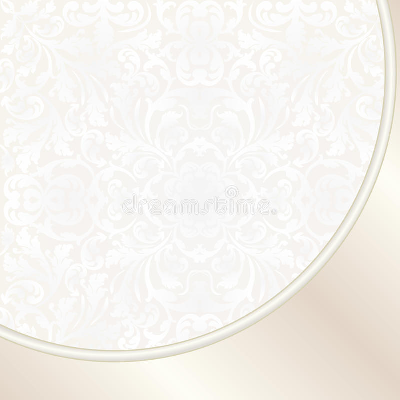 Kräm- Bakgrund Arkivfoto