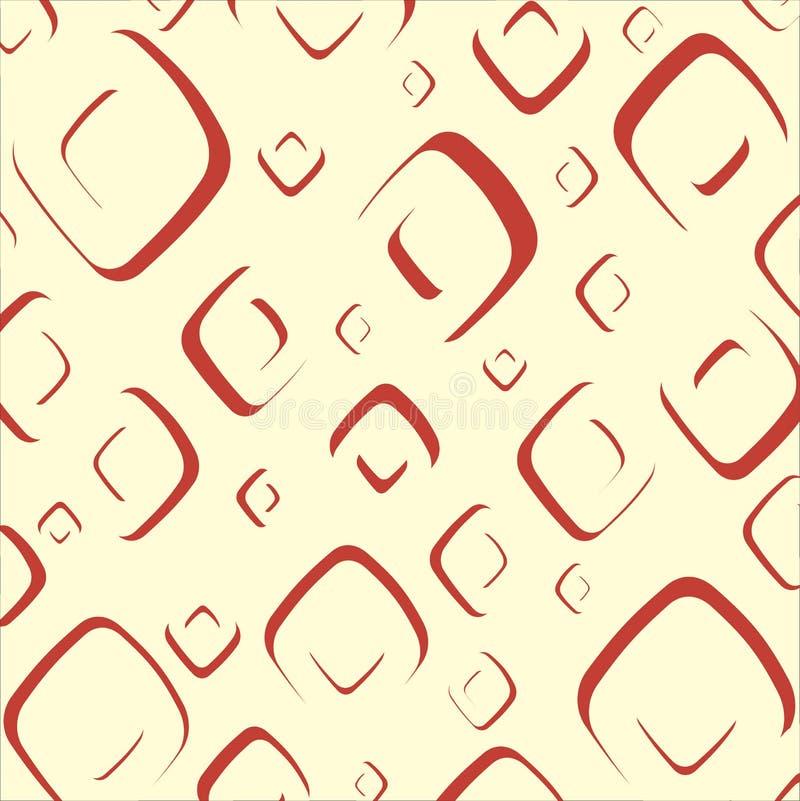 kräm- texturvektor stock illustrationer