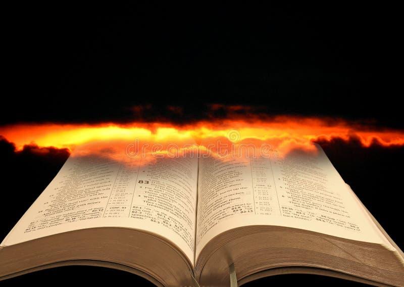 Królestwo niebo biblia obrazy royalty free