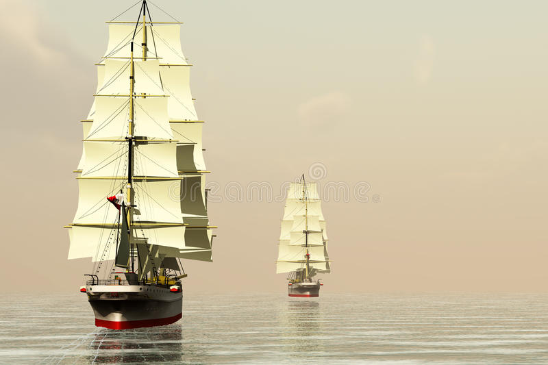 królewiątka morze fotografia stock