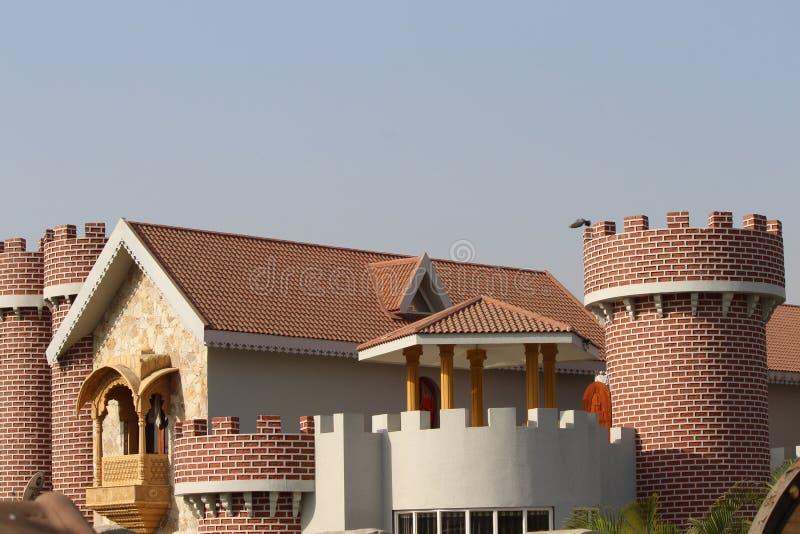 Królewiątka pałac zdjęcie stock