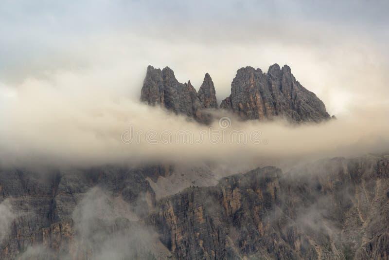 Królewiątko góry zdjęcie stock