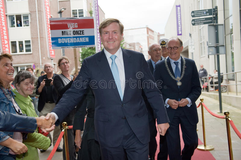 Królewiątko holandie obraz stock