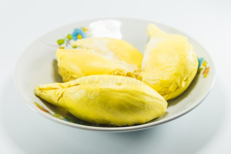 Królewiątko owoc, durian obrazy royalty free