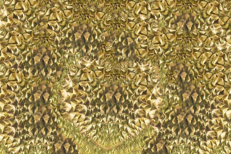 Królewiątko owoc, durian fotografia royalty free