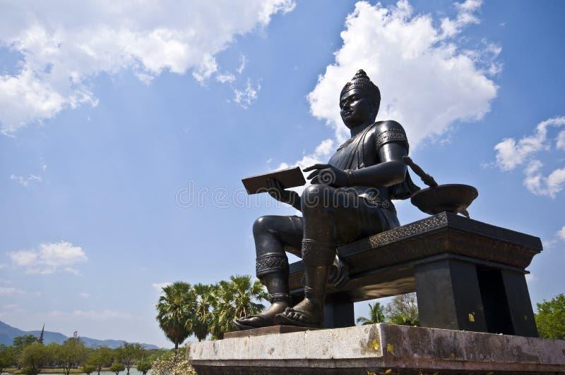 Królewiątko Ramkhamhaeng Wielki fotografia stock
