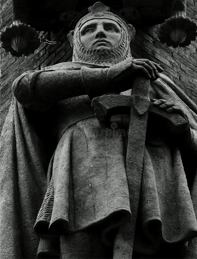 Królewiątko wojownik obrazy stock