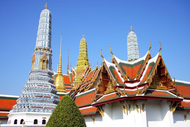 królewska świątynia zdjęcia stock