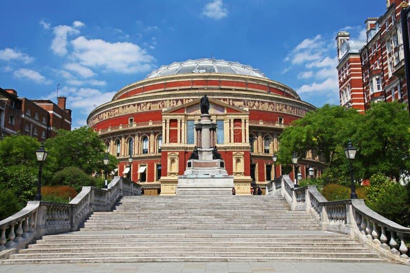 Królewski Albert Hall fotografia royalty free