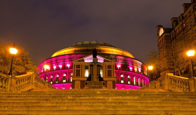 Królewski Albert Hall zdjęcie stock