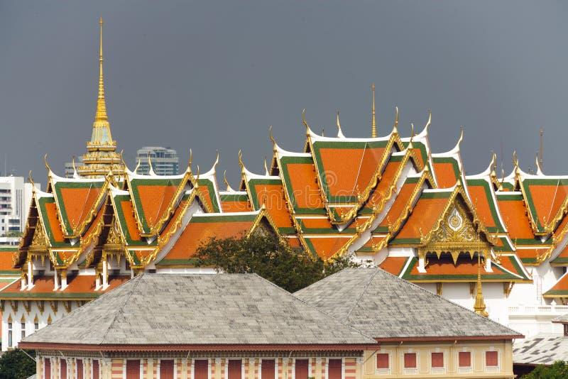 królewski Bangkok pałac fotografia stock