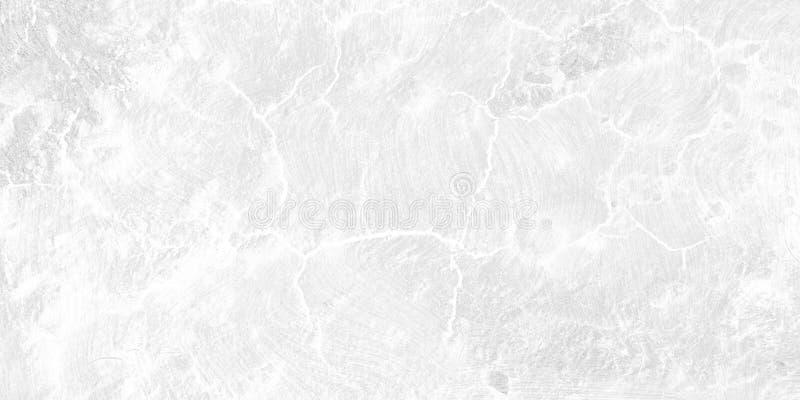 Królewskiego tekstura bielu Popielaty Marmurowy Unikalny Dekoracyjny projekt zdjęcie stock