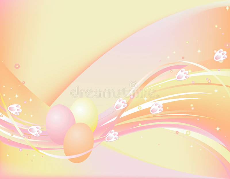 królik magii royalty ilustracja