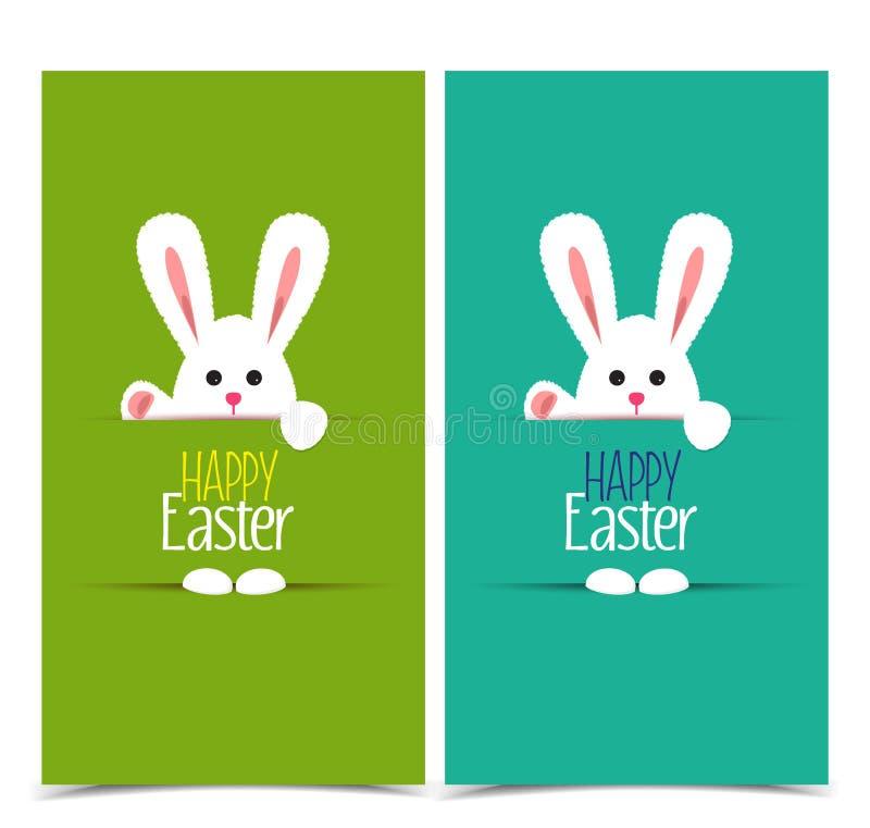 królika Easter wektor ilustracji