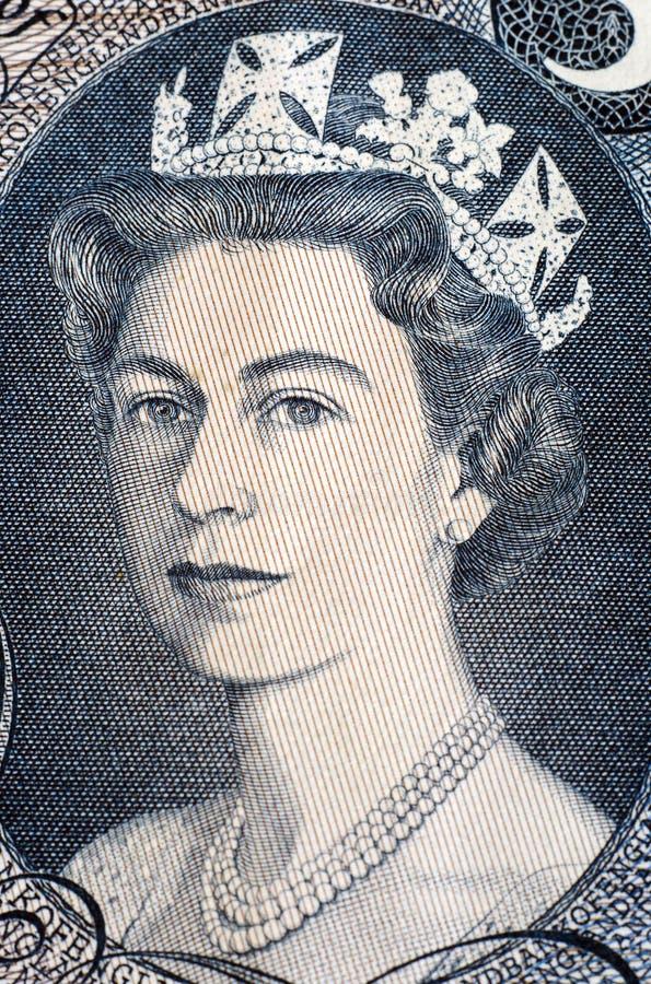 Królowa Elisabeth fotografia royalty free