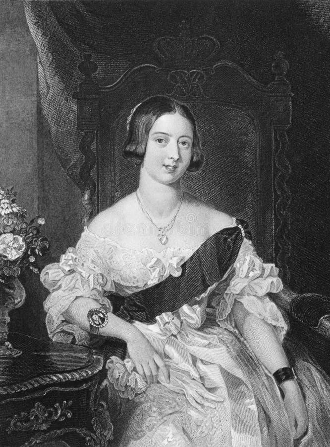królowa Victoria fotografia stock